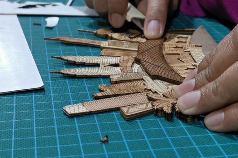 Hand Assembly